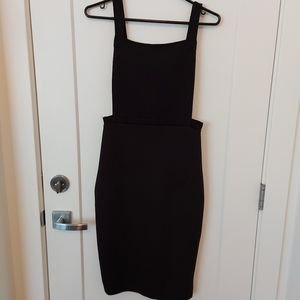 Overall style dress Love Fire